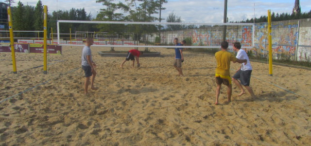 Five great locations to play Beachvolleyball in Berlin