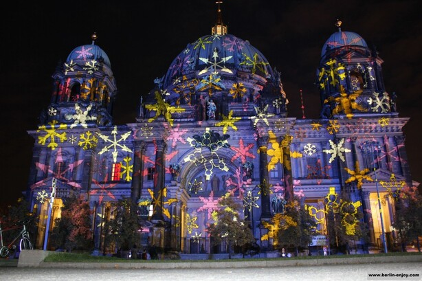 Berliner Dom Festival of Lights Berlin