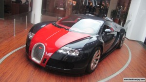 Bugatti Showroom Berlin