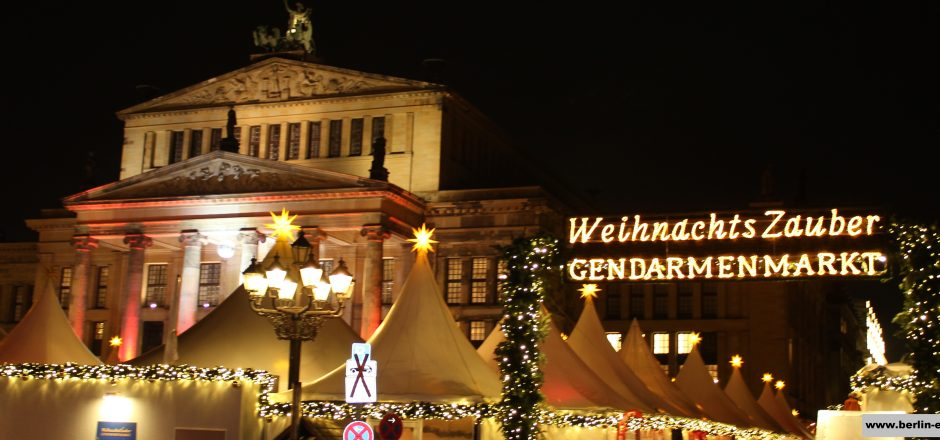 The best five Christmas markets in Berlin 2017