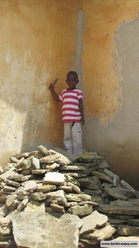 Ghana child