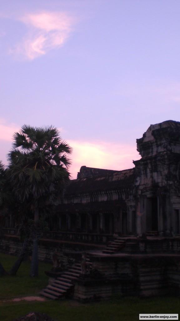 Angkor Wat Cambodia Nature