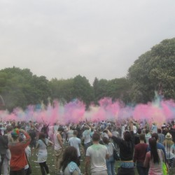 The Holi Festival of Colours in Berlin: The Review