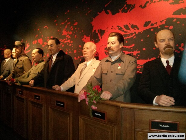 A waste of money: The Wax Museum