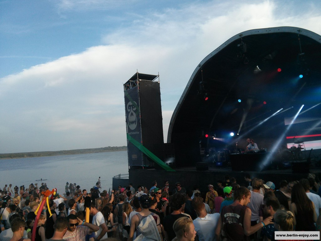 Melt 2013 Gemini Stage