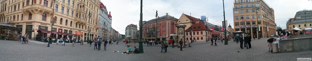 Prague City Panorama