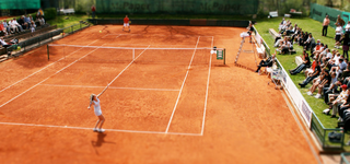 The 5 best locations to play tennis in Berlin