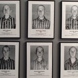 Concentration camp Auschwitz in Poland
