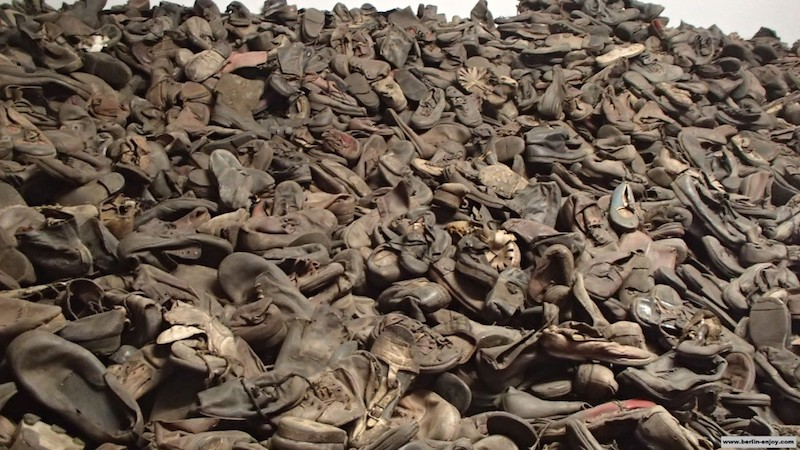 Shoes auschwitz