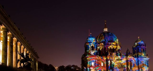 The Festival of Lights 2016 in Berlin