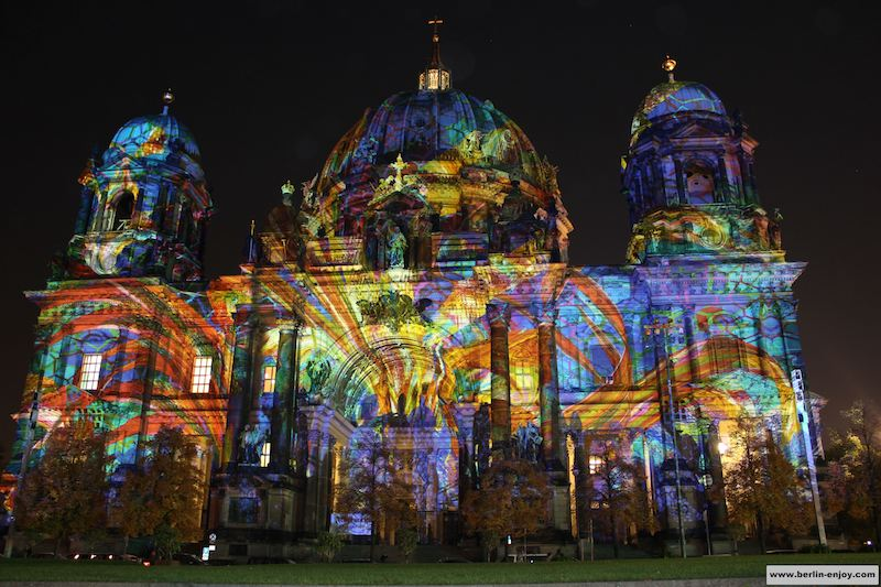 The Berliner Dom is one of my favourite attractions (Berlin-Enjoy.com)