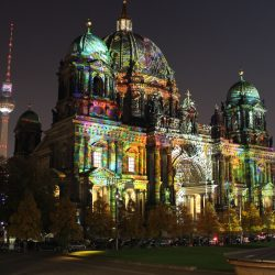 The Festival of Lights 2017 in Berlin