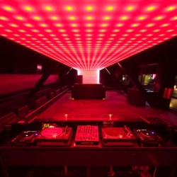 Stylish club in Berlin: Watergate