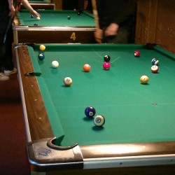 Billard-Bar in Berlin-Mitte: Köh