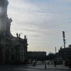 A weekentrip to Dresden