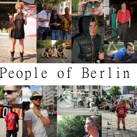 The People of Berlin Logo