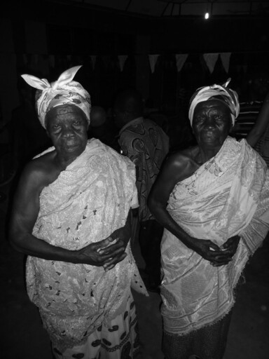 Ghana Offinso Old African Women