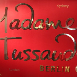 Celebrity wax figures in Berlin: Madame Tussauds