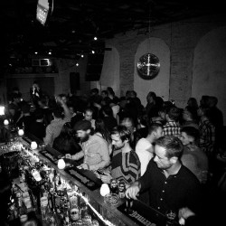 Club: The Fiesere Miese in Kreuzberg
