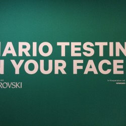 Exhibition: Mario Testino – In Your Face