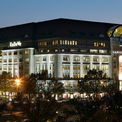 4 large department stores in Berlin