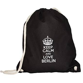 Bag Souvenir Keep Calm Berlin