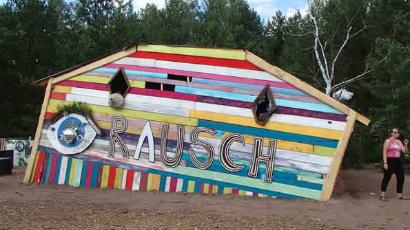 The Rausch Stage