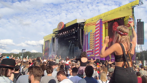 Rudimental on Lollapalooza Berlin (© Enjoy-Berlin.nl)