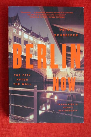 The book Berlin Now