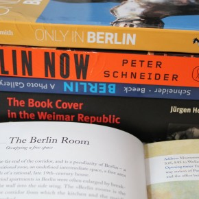 Books about Berlin