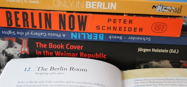 8 fascinating books about Berlin written by insiders