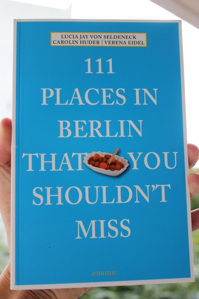 Book about Berlin - 111 places