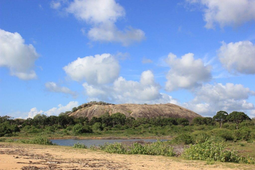 Yala National Park Beach