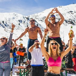 Party in the snow: Snowbombing festival 2016
