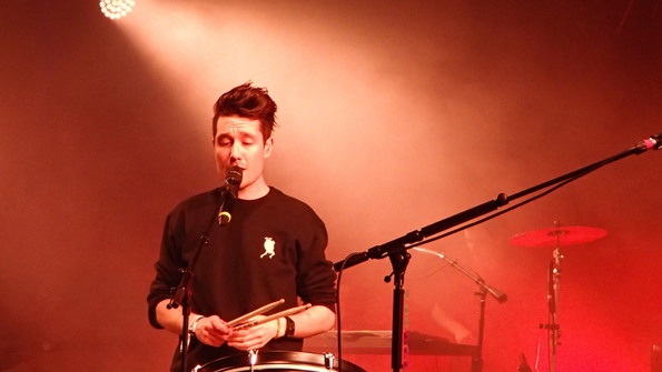 Bastille Lead Singer (© Berlin-Enjoy.com)