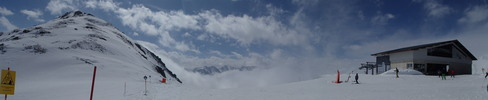 The slopes of Zillertal (© Berlin-Enjoy.com)