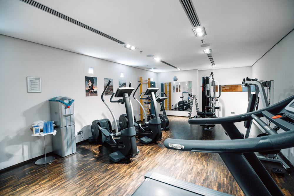 The Fitness-area