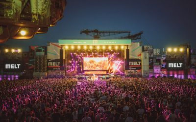 Melt Festival in Germany (© meltfestival.de)